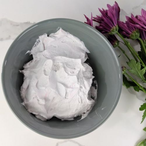 Lavender Whipped Cream