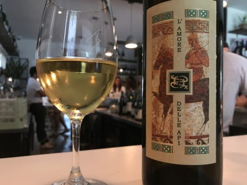 Shitting good. That's what I love about natural wine