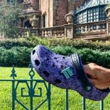 Disney's Haunted Mansion Crocs Are So Extra It's Scary, So Naturally We Need Them