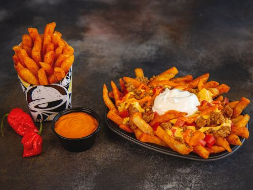 Taco Bell Unleashes Nacho Fries Topped With the World's Hottest Pepper