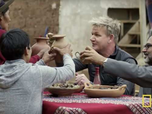 Watch the Adrenaline-Charged Trailer for 'Gordon Ramsay: Uncharted'