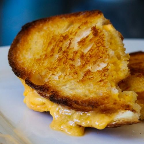 Baked Grilled Cheese Sandwiches