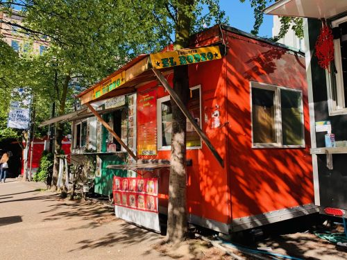 Can Portland's Food Carts Survive the City's Development Boom?