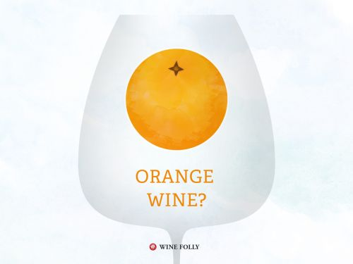 All About Orange Wine