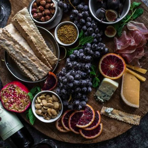 Cheese Board Ideas for Fall