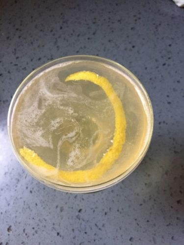 What I'm Drinking: Bee'sKnees