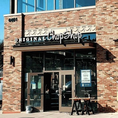 Original ChopShop Opens Third DFW Restaurant at University Park