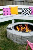 5 Simple Outdoor Firepit Ideas You Can Do Yourself