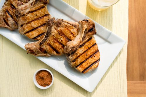 How To Grill Juicy, Flavorful Pork Chops Every Time