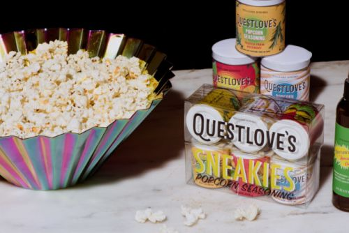 Questlove and the Inspiration Behind his New Seasoning Collection