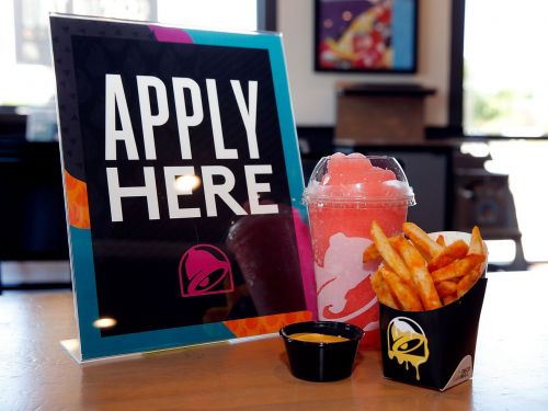 The Unexpected Humanity of a Taco Bell Hiring Party