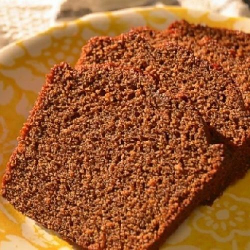 Whole Wheat Gingerbread