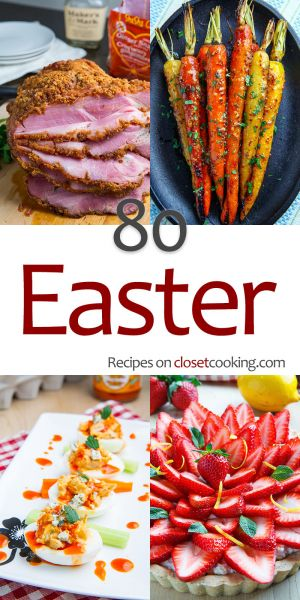 80 Easter Recipes
