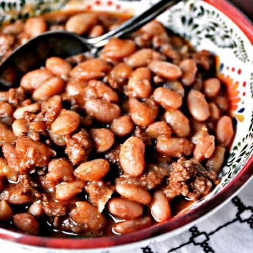 Chili Beans Portuguese Style