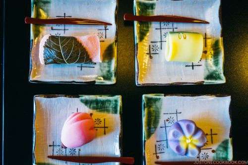 Wagashi Guide: History of Japanese Confectioneries