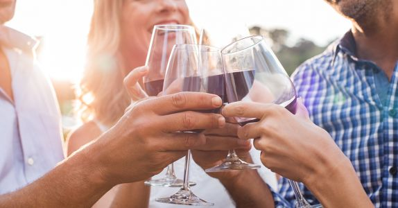 Alcohol Abstainers Are at Greater Risk of Dementia