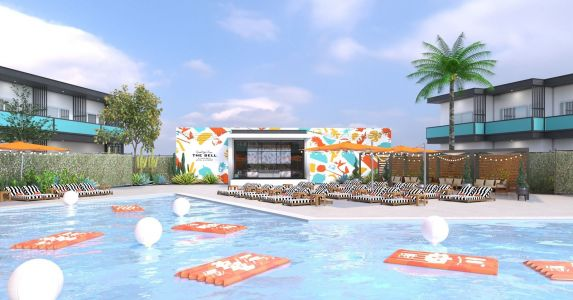 """Set Your Alarms! Taco Bell Announces """"The Bell"""" Hotel Reservations To Go Live June 27"""