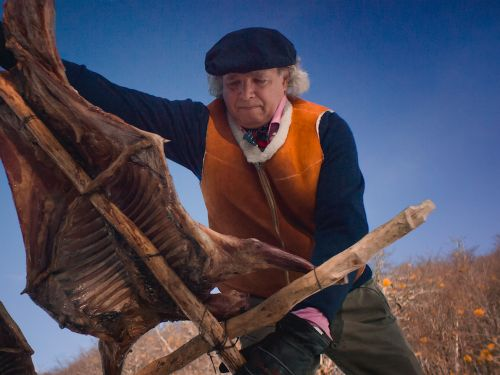 'Chef's Table' Star Francis Mallmann Wants to Save Vegans From Their Boring Vegetables