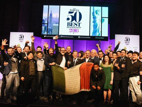 Previous World's 50 Best Winners Are Ineligible for This Year's List