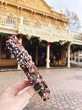 Stop What You're Doing - Disneyland Has a Chocolate Churro For the First Time Ever, and It's Crazy Good