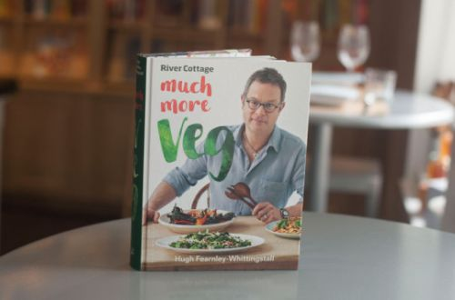 COOKbook Corner: Eat Your Veggies