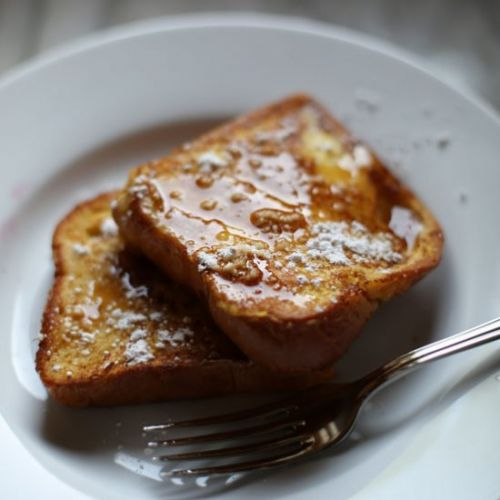 Browned Butter French Toast