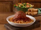 A Giant Meatball the Size of My Fist? Thanks, Olive Garden, Don't Mind If I Do