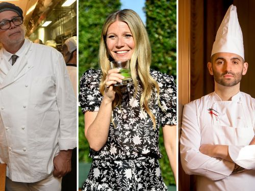 Gwyneth Paltrow Got Two Ultra-Famous Chefs to Cater Her Wedding