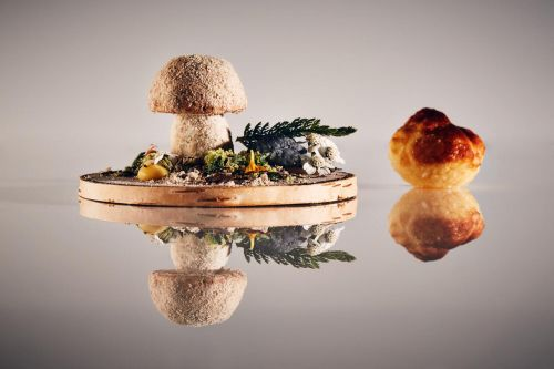 Chefs Collective: Wald & Wiese Signature Dessert from Chef Christian Rescher