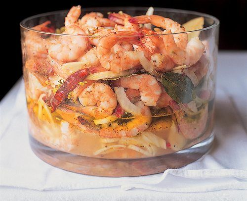 Pickled Shrimp from Chef Frank Stitt