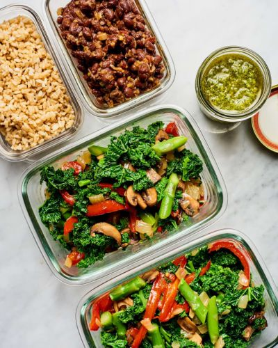 Meal Prep Plan: How I Prep a Week of Easy, Satisfying Meals for One