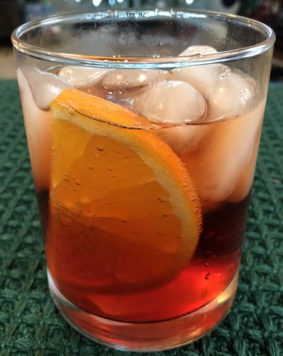 The Negroni: POV Italian Cooking Episode 74