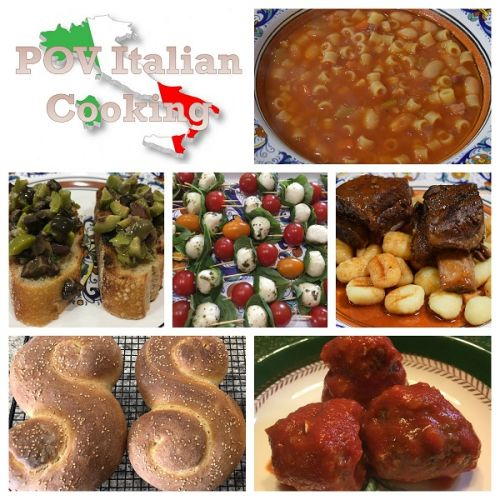 Subscribe to POV Italian Cooking