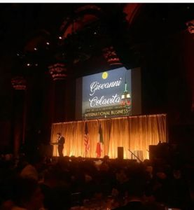 NIAF Honors Giovanni Colavita with the Special Achievement Award in International Business