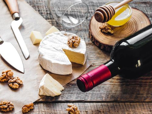 Trump Tariffs Inspire Some to Stockpile Wine and Cheese
