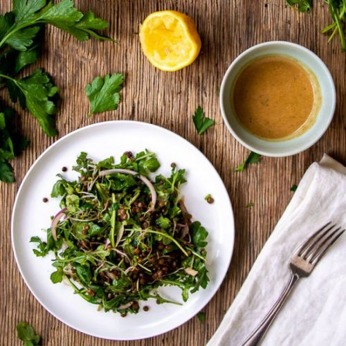 The ULTIMATE Salad Dressing Guide
