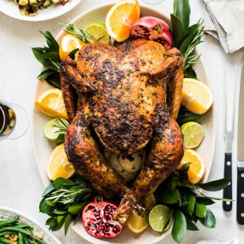 Chipotle Citrus Thanksgiving Turkey