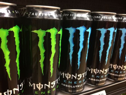 Monster Energy Eyeing New Ways to Eff People Up With Booze, Cannabis Drinks