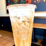 Meet Starbucks's Latest Secret Menu Drink: The Salted Caramel White Mocha Cold Brew