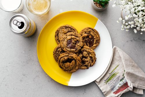 My Best Salted Brown Butter Chocolate Chip Cookies
