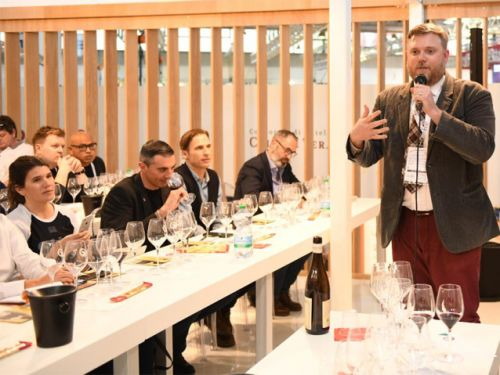 Great taste: Sip Trip with Jeff Porter and Antica Casa Scarpa come to Houston in November
