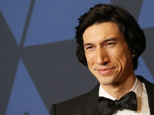 Adam Driver Used to Eat an Entire Rotisserie Chicken During Class at Juilliard