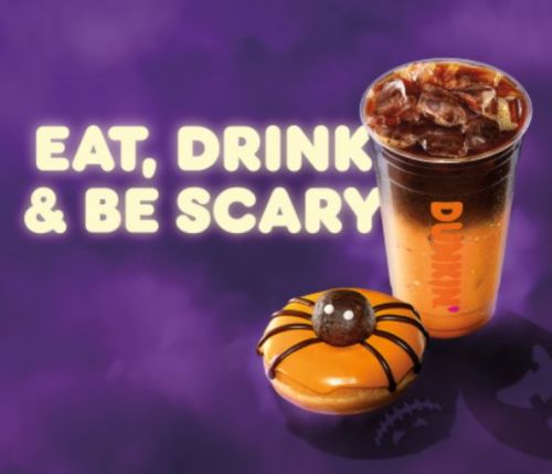 Treat Yourself to a New Peanut Butter Cup Macchiato at Dunkin'