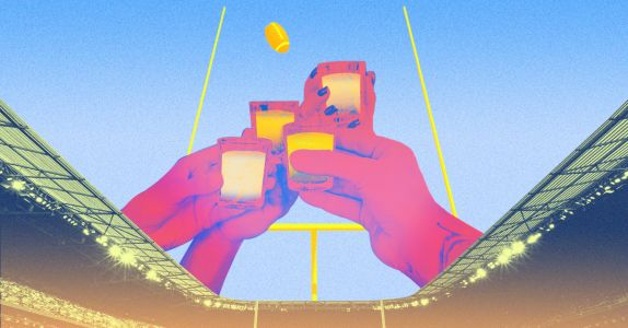 Drinks Giant Diageo Becomes the First Official Spirits Sponsor of the NFL