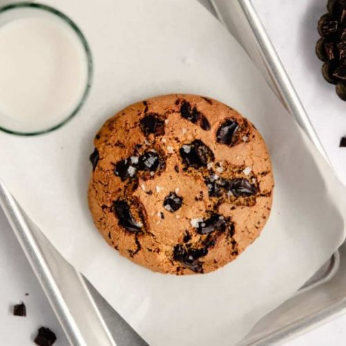 Healthy Single Serve Cookie