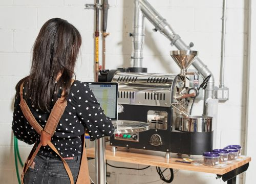How Co-Roasting Spaces Are Grappling With Covid-19