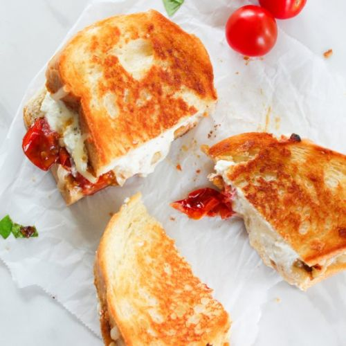 WHIPPED FETA GRILLED CHEESE