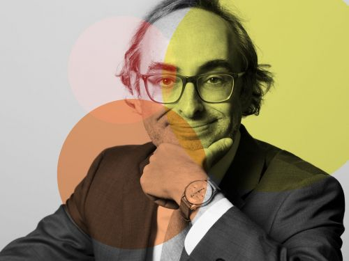 Please Send All Your Fried Brains and Micro-Brisket to Novelist Gary Shteyngart