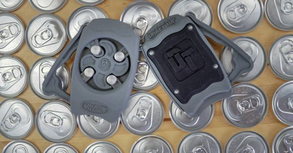 This New Gadget Will Turn Your Beer Cans Into Glasses In Seconds