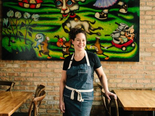 Stephanie Izard Is Opening a Peruvian Rooftop Restaurant in Chicago